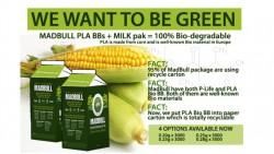 Madbull Precision 0.28g Bio-Degradable BB 3000 rds (Carton)