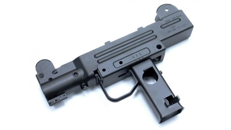 Guarder Aluminum Receiver for WA/KWC MINI UZI Ver.1/2