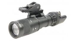 BLACKCAT AIRSOFT M323V TACTICAL FLASHLIGHT - BLACK