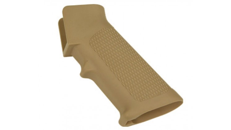 Guarder Enhanced Pistol Grip for M4/M16 Series (TAN)