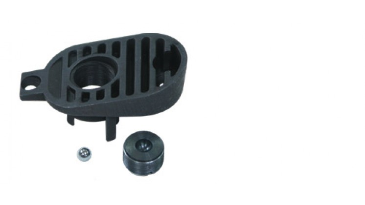 Guarder Steel Heat Sink Grip End for M16 Series AEG