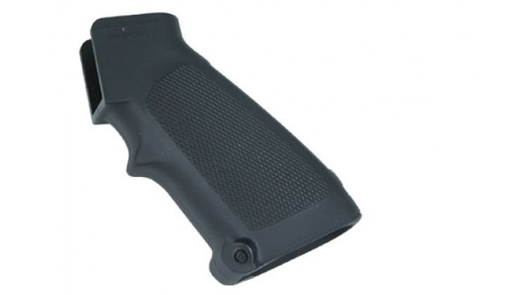 Guarder Stowaway Large AR Pistol Grip for M4/M16 (Black)