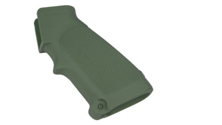 Guarder Stowaway Large AR Pistol Grip for M4/M16 (OD)