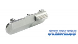 Guarder Steel Slide Stop for Marui M9/M92F (Silver)