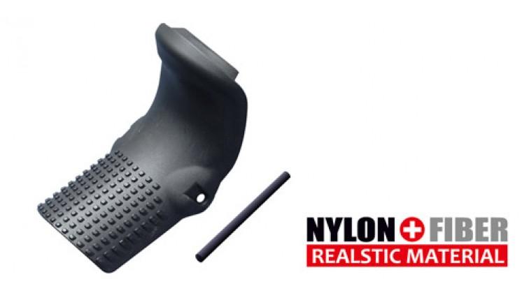 Guarder Beaver Tail Grip for Marui/WE/KJ G GEN3 Frame (Black)