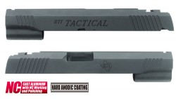 Guarder STI Custom Slide for Marui Hi-Capa 5.1 (Black)