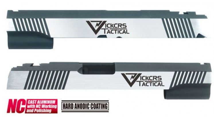 Guarder VT Custom Costa Slide for Marui Hi-Capa 5.1 (Dual Tone)