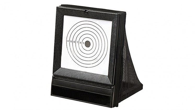 BFG Portable Airsoft Pro Target System with 50 Sheets Paper Targets