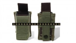 PANTAC Molle 9mm Mag Single Pouch (OD / CORDURA)