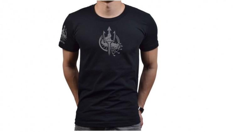 Ludus Costa T-Shirts-BK (XXL Size)