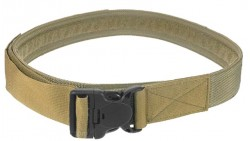 PANTAC Duty Belt With Security Buckle (Khaki / Medium)