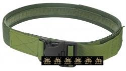 PANTAC Duty Belt With Security Buckle (OD / Medium)