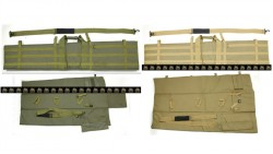 PANTAC Tactical Sniper Rifle Carry Bag (OD / CORDURA / 1300mm)