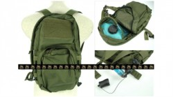 PANTAC MBSS Hydration Backpack Full Set (OD / CORDURA)