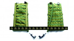 PANTAC Molle System Hydration Back-pack (OD / CORDURA)