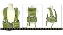 PANTAC LBE Vest (OD / CORDURA)