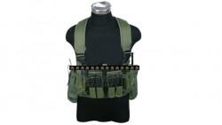 PANTAC M4 Tactical Chest Vest CORDURA (OD)