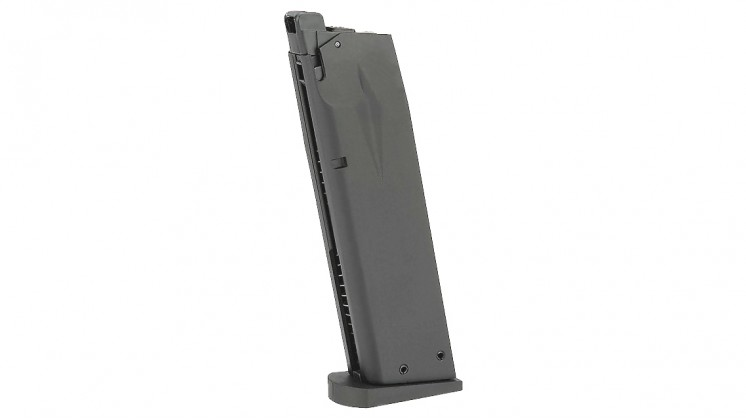 KJ WORKS KP-01 24RD Magazine (Gas)