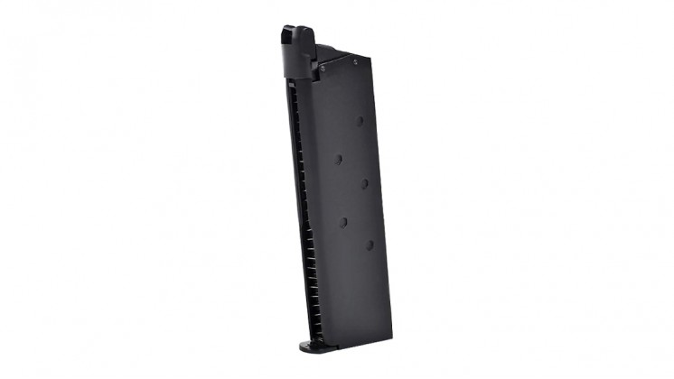 KJ WORKS M1911A1 24RD Magazine (GAS)