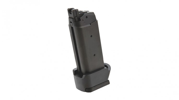 KSC 20rd Magazine for G26C GBB (With Mag Extension)