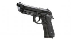 KSC M9A1 FULL METAL GBB Pistol(System 7)