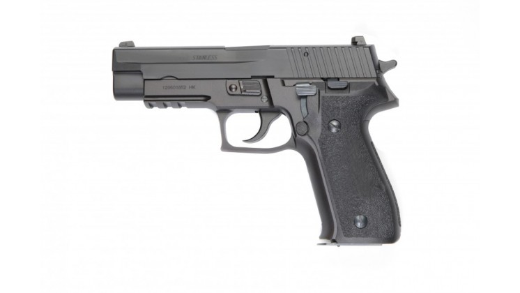 KSC P226 RAIL Full Metal GBB Pistol