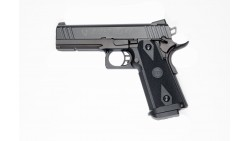 KSC STI Night Hawk 4.3 FULL METAL GBB Pistol