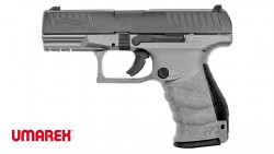 UMAREX WALTHER PPQ M2 GBB Pistol (Gray, 6mm)