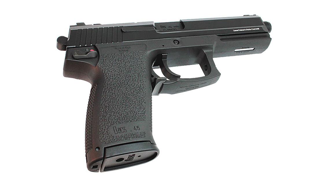 Umarex H&K MK23 USSOCOM GBB Pistol (by KWA) Model: UMAREX-GBB