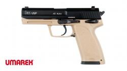 Umarex H&K USP .45 GBB Pistol (Tan)