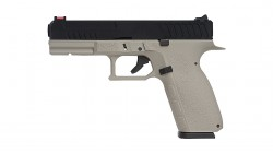 KJ WORKS KP-13 GBB PISTOL CO2 Version Urban Grey