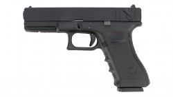 KJ WORKS KP-18 GBB PISTOL CO2 Version
