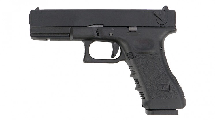 KJ WORKS KP-18 GBB PISTOL Gas Version