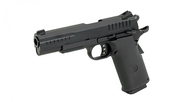 KJ Works KP-08 with Gas/CO2 Mag
