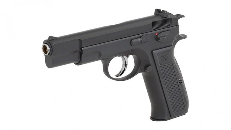 KJ Works CZ-75 KP-09 GBB Pistol