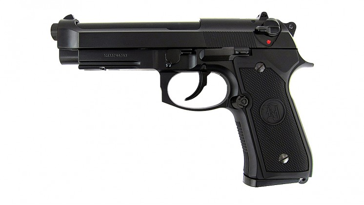 KJ Works M9A1 FULL METAL GBB Pistol