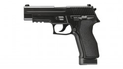 KJ Works P226 E2 Full Metal GBB Pistol (Gas/CO2 Dual Power Ver)