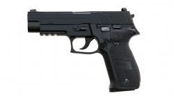 KJ Works P226 Full Metal GBB Pistol