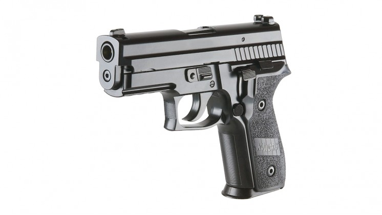 KJ Works P229 FULL METAL GBB Pistol