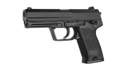 KJ Works P8 Tactical GBB Pistol
