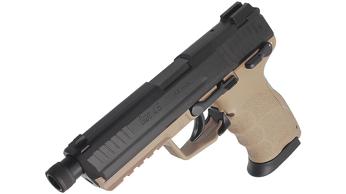 TOKYO MARUI HK45 TACTICAL GBB Pistol Model: TM-4952839142764 $179 99