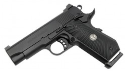 WE MEU (BLACK) WITH PRO-GRIPS