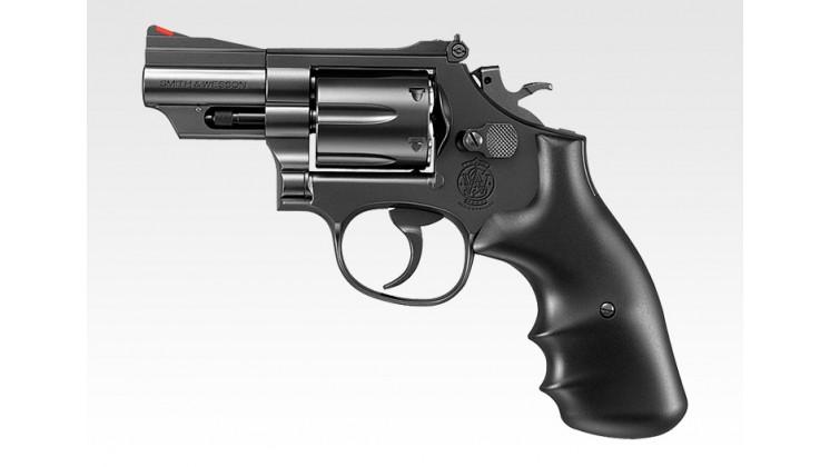 Tokyo Marui Smith & Wesson M19 2.5 inch Gas Revolver (24 Shots System, Black)