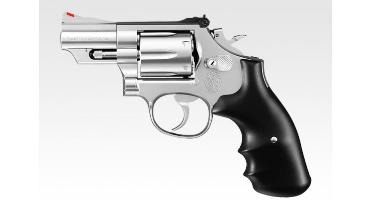 Tokyo Marui  Smith & Wesson M66 2.5 inch Gas Revolver (24 Shots System, Silver)