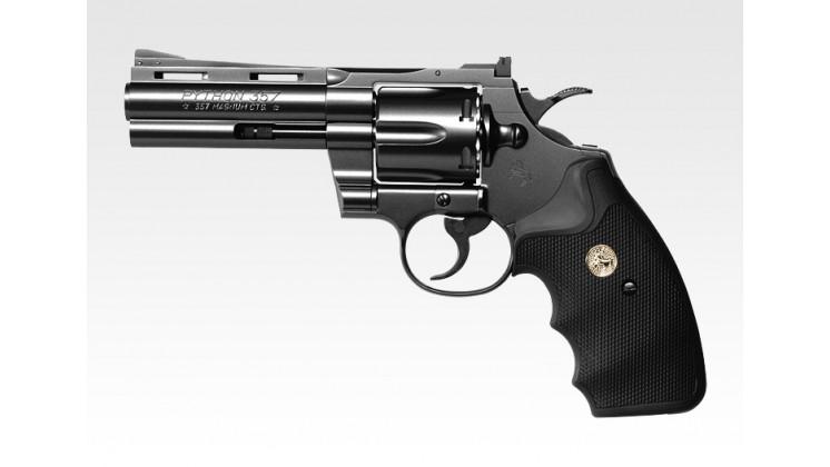 Tokyo Marui Python 357 4 inch Revolver (New Version)