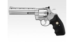 Tokyo Marui Python 357 6 inch Revolver (Stainless)