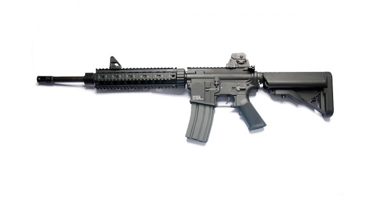 KWA M4 SR10 Full Metal AEG