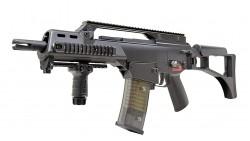 Tokyo Marui H&K G36C Custom Assault Rifle AEG Recoil Shock