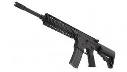 Tokyo Marui Daniel Defense RECCE Assault Rifle (Recoil Shock AEG, Black)