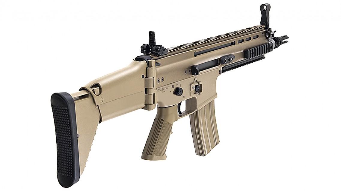 Tokyo Marui SCAR-L CQC Assault Rifle Recoil Shock AEG ...